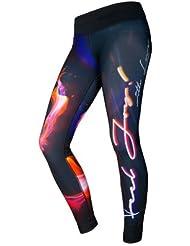 Leggings Fitness, Danse, Yoga Femme Heart Multicolore - Feel J!