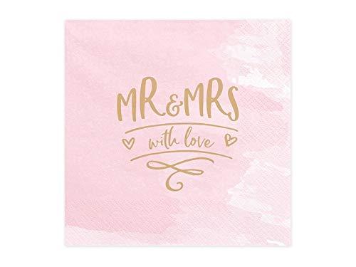 vietten Hochzeit Geburtstag Baby Silvester Weihnachten, Farbe: Mr & Mrs ()