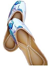 Para Mujer es Piel Amazon Y Bailarinas Zapatos IXnqT