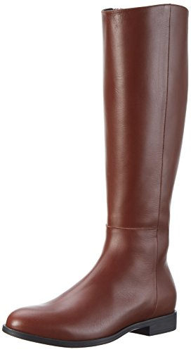 Pollini Shoes, Stivali Donna, Marrone (Brown 202), 39 EU
