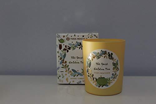 Yves Rocher Candela Profumata GOLDEN TEA (Limitad Edition Natale 2018)