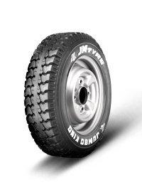 JK 165D13 JUMBO KING 8PR Tube Type Tyre Rear (Home Shipping)