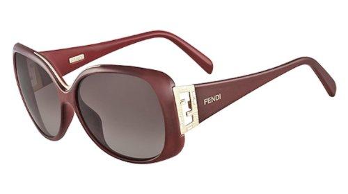 FENDI Damen / Herren Sonnenbrille & GRATIS Fall FS 5337 R 532