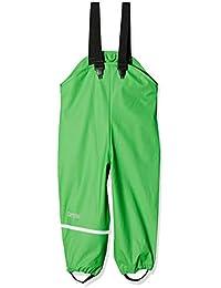 CareTec 4001 Pantalones impermeable, Verde (Grün 974), 18 Meses/86 cm