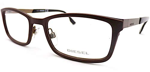 Diesel DL5196 C54 049 (matte dark brown / ) Brillengestelle