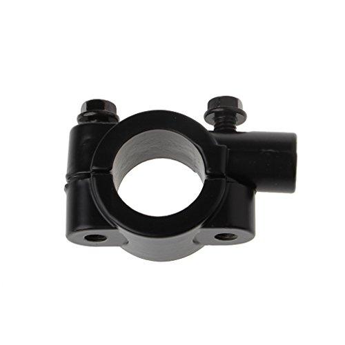 huiouer Universal-Rückspiegel-Halterung, für Motorrad, Fahrrad, 2,2 cm Griff, Adapter, 8 mm