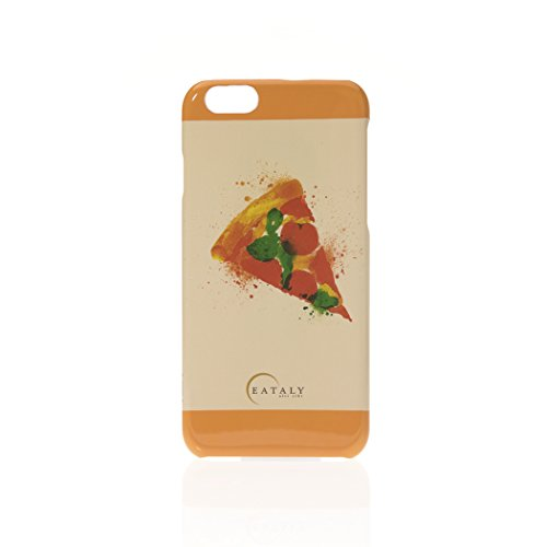 Aiino City Collection NY Schutzhülle für iPhone 6/6S Pizza