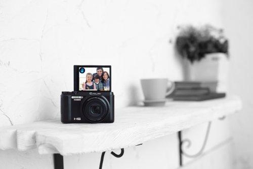 Imagen 7 de Casio EX-ZR1000BK