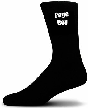 Page Boy Socks MED WEDDING SOCKS, SOCKS FOR THE WEDDING PARTY, GROOM,USHER, BEST MAN, COTTON RICH SOCKS