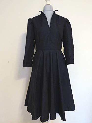Elegantes Mantelkleid, Abendkleid, Kleid Gr. 38