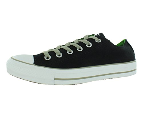 Converse As Hi Can Optic. Inverso Como Oi Pode Óptica. Wht M7650, Unisex-erwachsene Sneaker Schwarz / Jung Wht M7650, Unisex-adult Sneaker Preto / Jovem