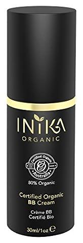 INIKA Certified Organic BB Cream, Beige