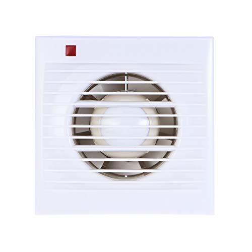 BESPORTBLE Ventilador de Ventilación para El Hogar Baño Extractor de Garaje Extractor de Techo Y Pared...
