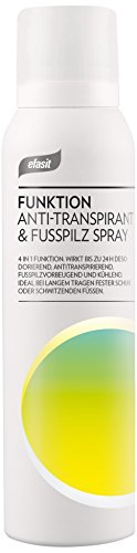 efasit FUNKTION Antitranspirant Fußpilz Spray