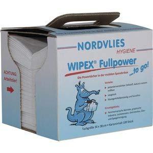 WIPEX 4250139206163 Fullpower Wischtücher To Go