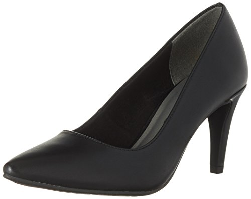 Tamaris Damen 22447 Pumps, Schwarz (Black Matt), 38 EU