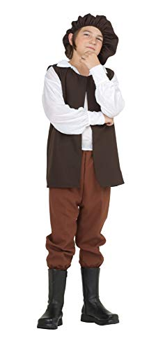 RG Kost-me 90313-M Medium Renaissance Boy Vest