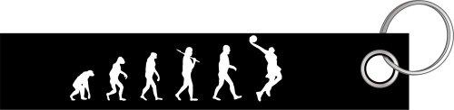 Preisvergleich Produktbild BASKETBALL I DUNKIN Evolution Schlüsselanhänger Schlüsselband Keyholder Lanyard
