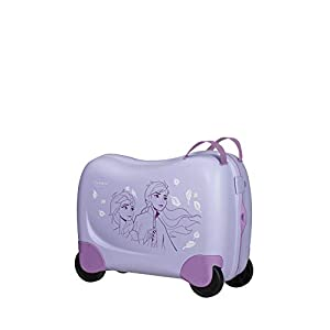 Samsonite Dream Rider Disney – Maleta Infantil, 51 cm, 28 L, Morado (Frozen II)