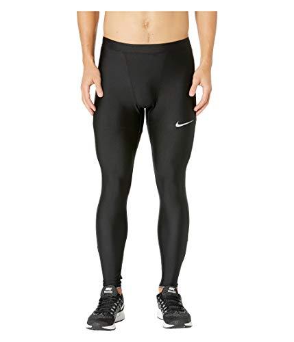 Nike Herren M NK Run Mobility Tight Pants Black/Reflective silv M Preisvergleich