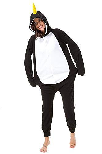 AGOLOD Pyjamas Adult Unisex Cosplay Kostüm Tier Nachtwäsche -