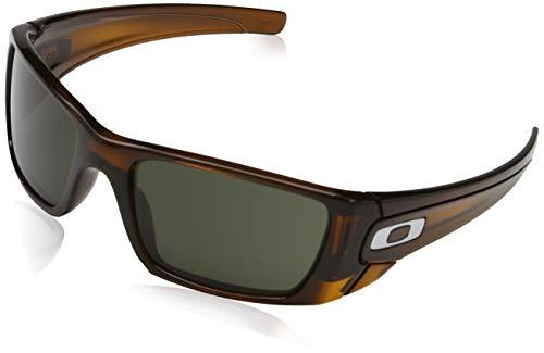Oakley Herren MOD. Pit Bull OO9127-20 Sonnenbrille, Braun, 58