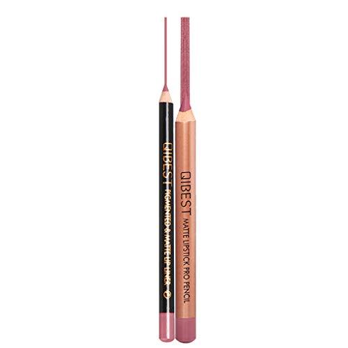 Goosun impermeable Lápiz Delineador de labios de larga duración Lip Liner Herramientas del maquillaje