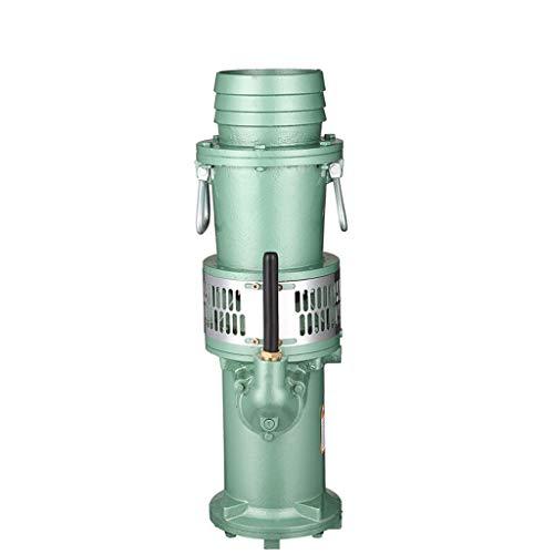 MEI XU Tauchpumpe 380V Hochleistungs-Landschaftsbrunnen Wasserturm-Übertragung Quadratischer Brunnen Bewässerung Fischteich-Wassereinlass Gartenbewässerung Pumpe (größe : 2200W)