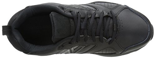 New Balance WX623AB3 Large Cuir Baskets Black