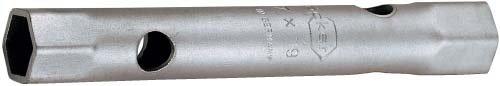 Orion Clé à douille hexagonale tuyau 24 x 26 mm DIN 896 B en acier chrome-molybdène