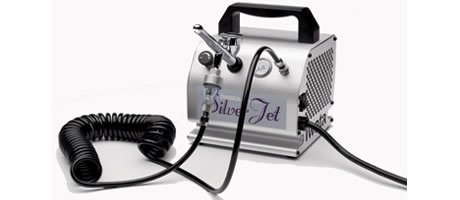Iwata Studio Series Silver Jet compressor C-IW-SILVER