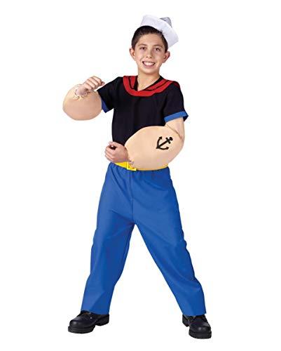 Original Popeye Kinderkostüm M