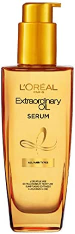 L'Oreal Paris Extraordinary Oil Hair Serum for Women and Men, 10