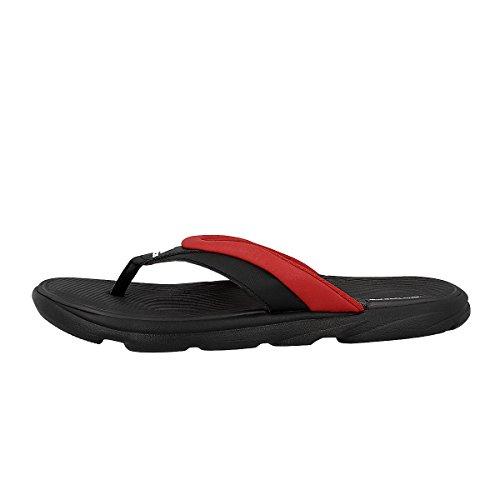 Adidas Swim Sports Theme Raggmo 2 tomaia nera/ftwwht/rosso, (cblack/ftwwht/scarle), 12