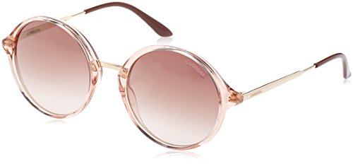 Carrera Damen 5031/S Nh Sonnenbrille, Pink Gold/Brown Ms Gld, 52