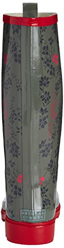 Regatta Fairweather, Bottes de Pluie femme Vert (Dustolv/Virp 0St)