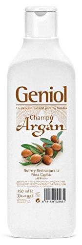 GENIOL - ARGAN shampoo 750 ml-unisex
