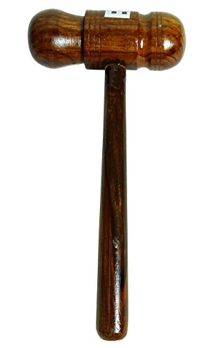 BDM Cricket-Schläger Knocking Holzhammer Bat Vorbereitung Mallet