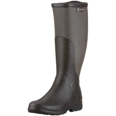 Aigle - Rboot - Chaussure multisport outdoor - Femme - Marron (Brun/Taupe)- 37 EU (4 UK)