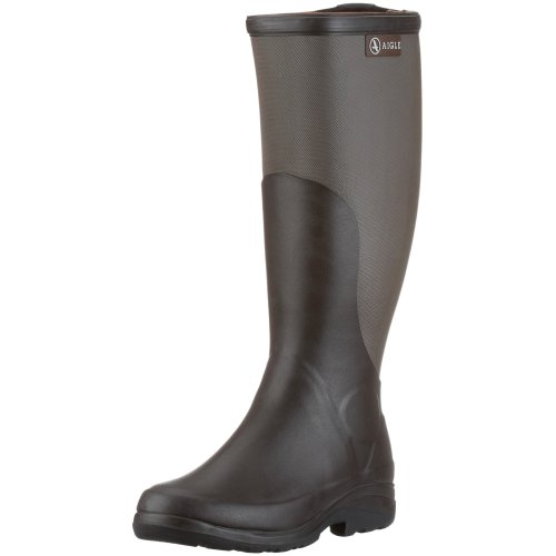 Aigle - Rboot - Chaussure multisport outdoor - Homme - Marron (Brun/Taupe) - 43 EU (9 UK)
