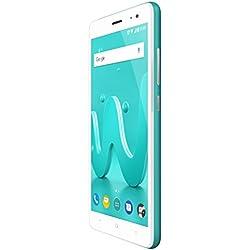 Wiko Jerry 2 Bleen LS Smartphone débloqué 3G+ (Ecran : 5 pouce - 8 Go - Micro-SIM - Android) Bleen