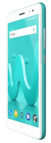 "Wiko Jerry2 Dual SIM 8GB Turquoise - Smartphones (12.7 cm (5""), 8 GB, 5 MP, Android, 7.0, Turquoise)"