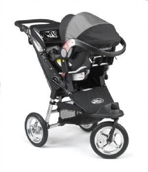 Preisvergleich Produktbild Baby Jogger Autositzadapter für City Micro, Mini, Elite und F.I.T., Auswahl:Römer.Chico