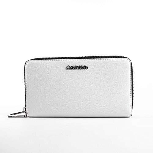 Calvin Klein Geldbörse Damen One size Weiß