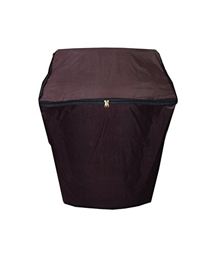Dream Care Maroon Waterproof & Dustproof Washing Machine Cover for Fully Automatic 8.5Kg Model