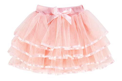 storeofbaby Babykleinkind Mädchen Tutu Rock 4-Layered Tüll