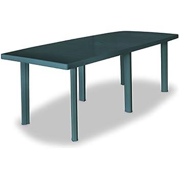 Mobilier de jardin Chaises de table de jardin Salon résine ...