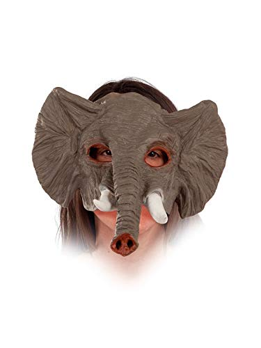 DISBACANAL Máscara de Elefante