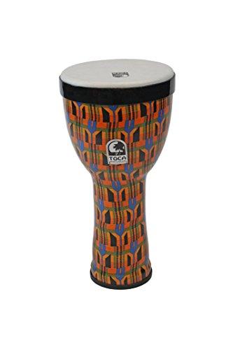 TOCA Nesting Drums Freestyle II TF2ND-10K Finish: Kente Kloth, 10