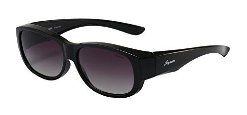 Joysun polarisierte LensCovers Sonnenbrille Unisex tragen über Korrekturbrille 8009